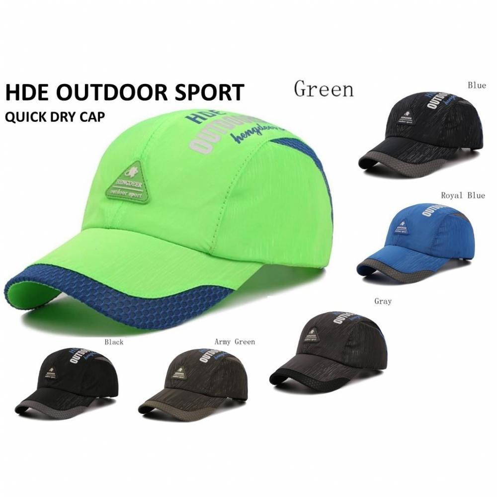 Rekomendasi Topi Baseball Sporty yang Mempercantik Tampilan Anda