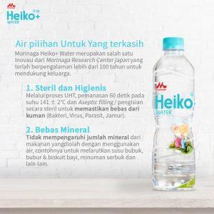 Air Bebas Mineral Heiko Water