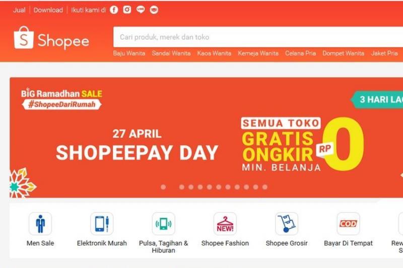 Go Shopeepay
